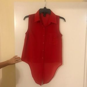 Love Culture Red blouse